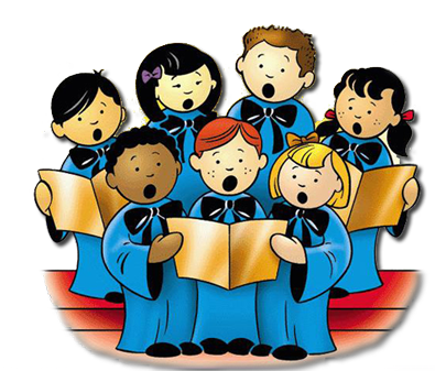 Clipart Royalty Free Church Singing Clip #59664.