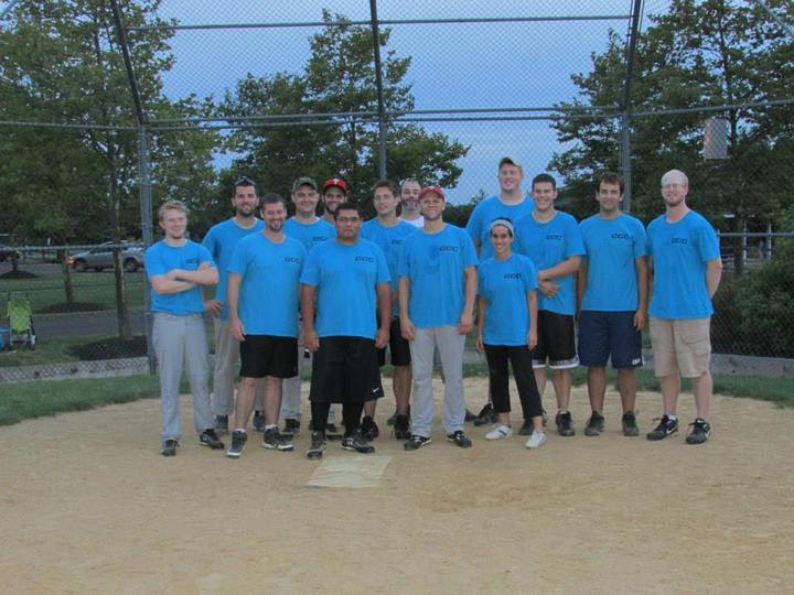 Christian Softball League T.