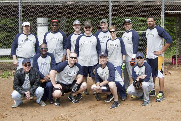 Church Softball League T.