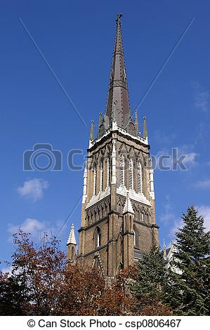Picture of Church Spire (Steeple).
