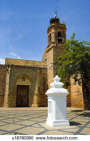 Stock Photography of Spain, Andalucia, Andalusia, Huelva, Palos de.