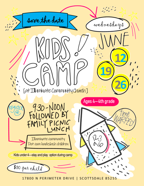 Kids Summer Camp.