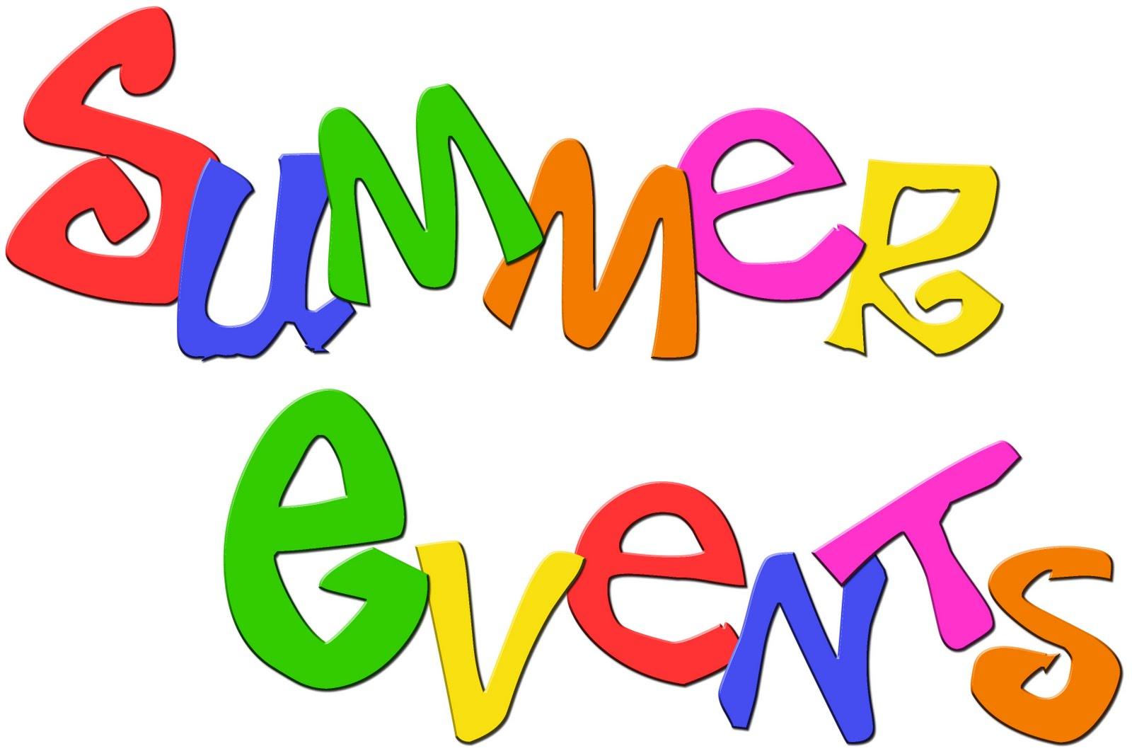 Children's Summer Activities.