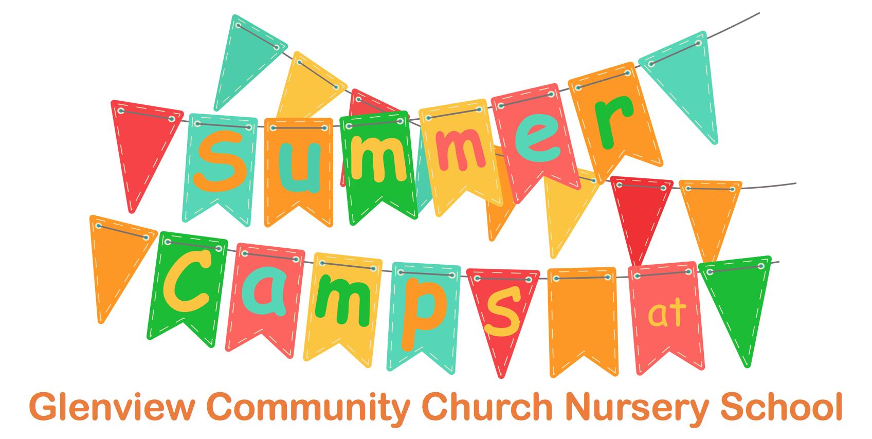 Summer Camps Cliparts.