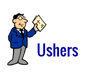 Extraordinary Church Usher Clip Art Sensational Design Free Download.