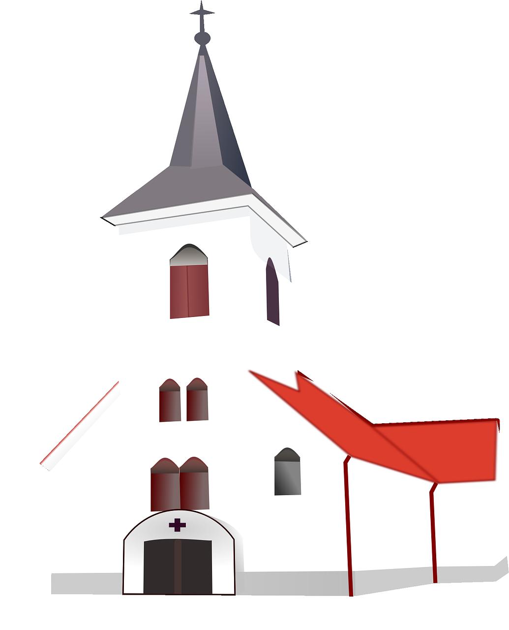 Church Scalable Vector Graphics Clip art.