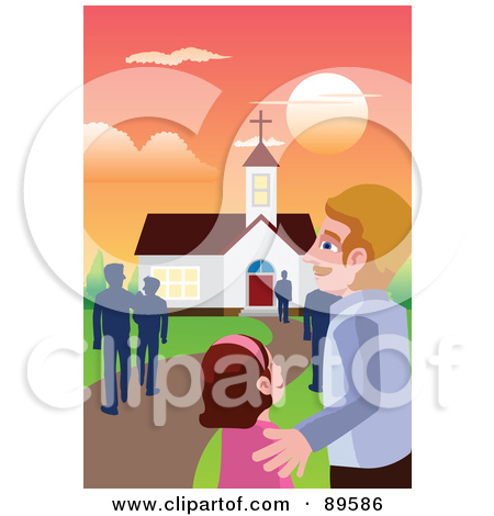 Church with a Bell Tower Posters, Art Prints by colematt.