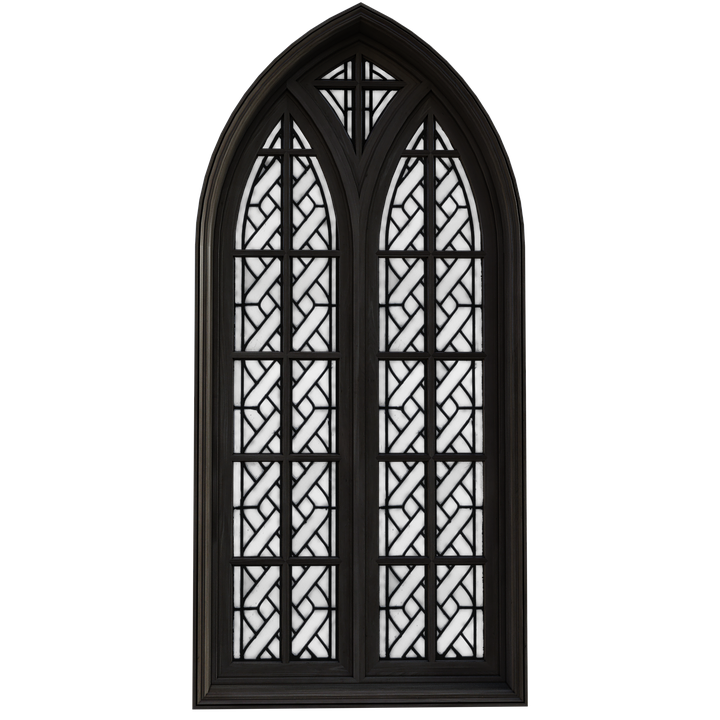 Window Gothic Old.