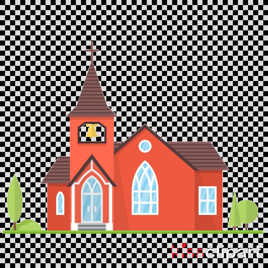 church steeple chapel architecture building clipart.