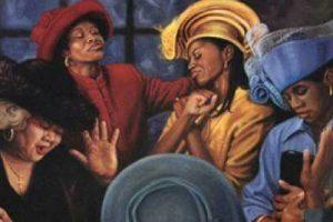 Black church women clipart 3 » Clipart Station.