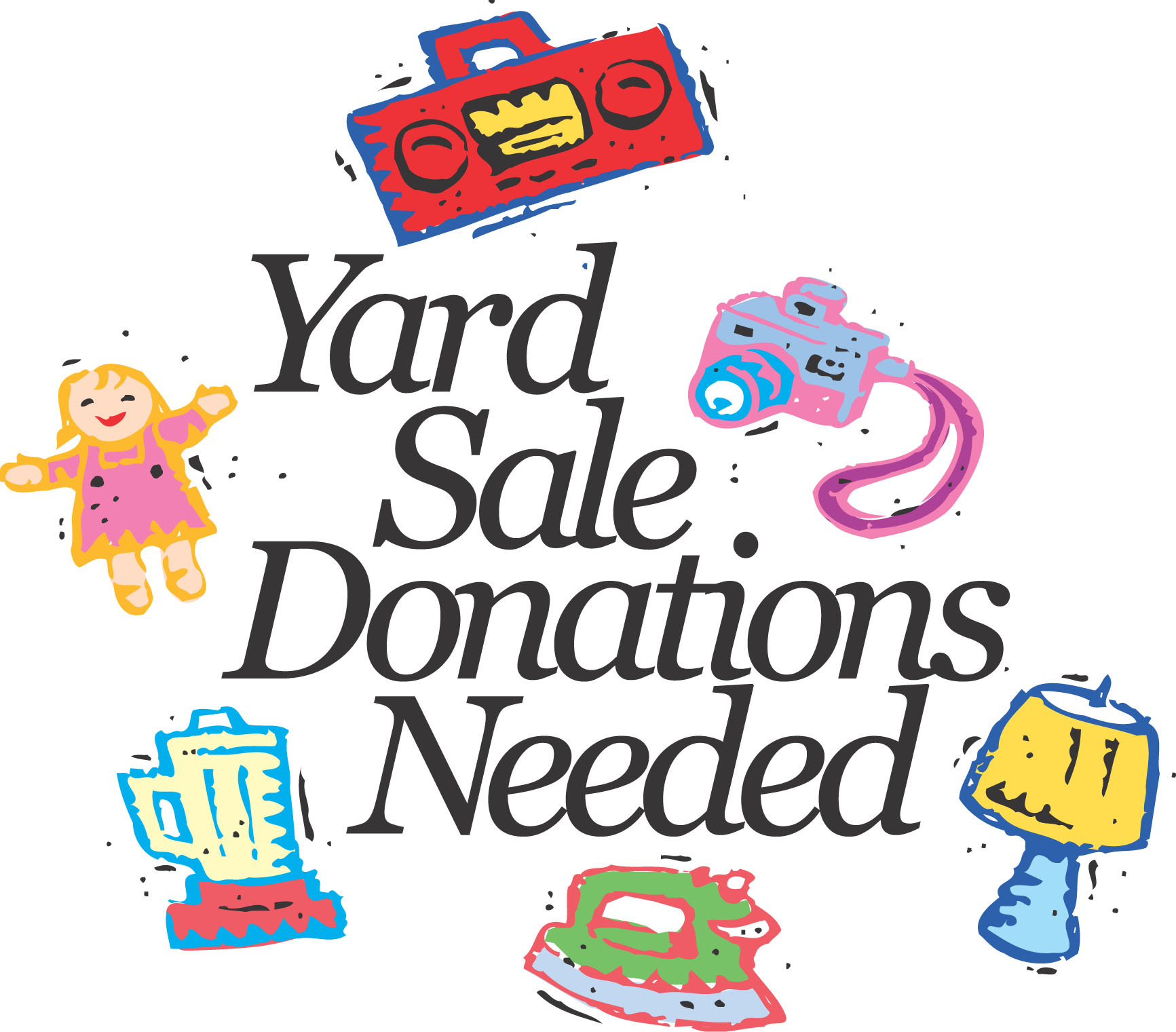 Free Yard Sale Clip Art Pictures.
