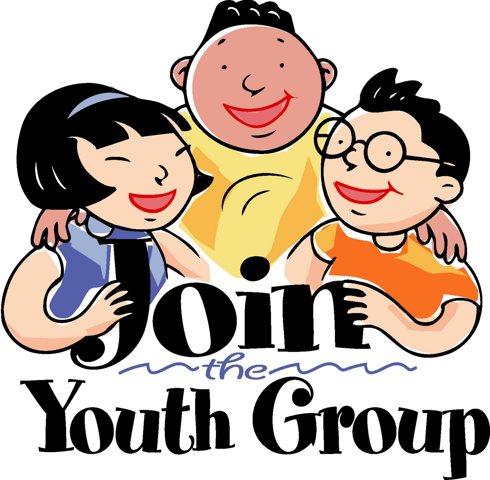Church Youth Group Clip Art N10 free image.