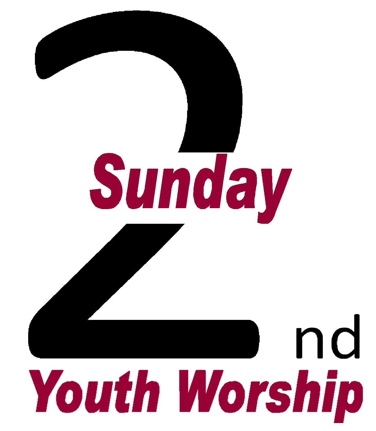 Church Youth Group Clip Art N4 free image.