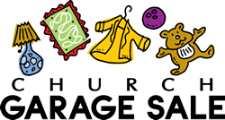 Church yard sale free clipart.