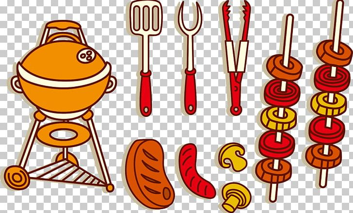 Churrasco Barbecue Brochette Beefsteak PNG, Clipart.