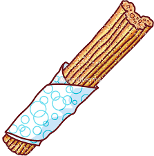 Image result for churro clipart.