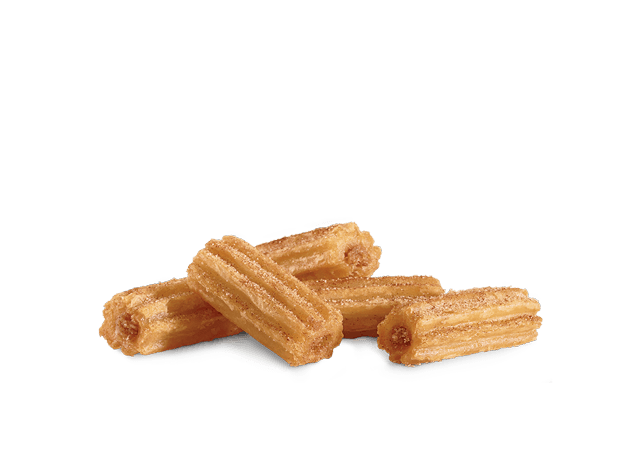 Small Churros transparent PNG.