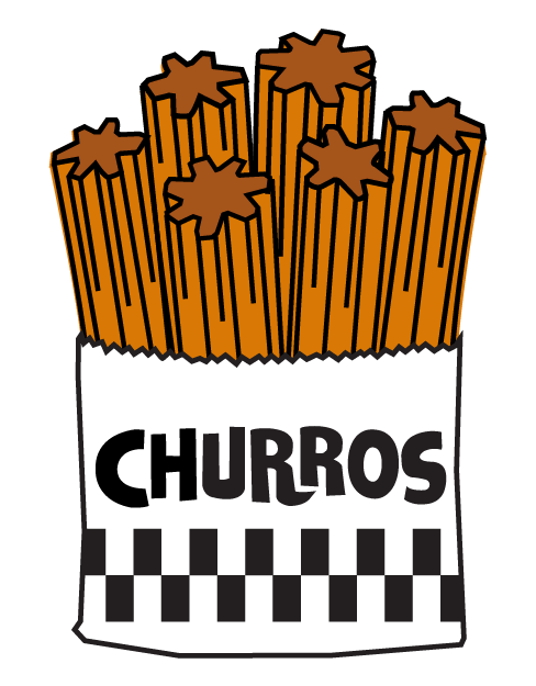 Churros clipart » Clipart Station.