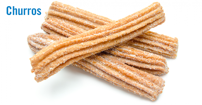 Flavor of the Week: Churros inspire more common desserts.