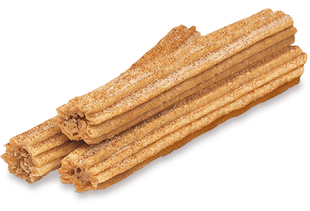 Churros With Sugar transparent PNG.