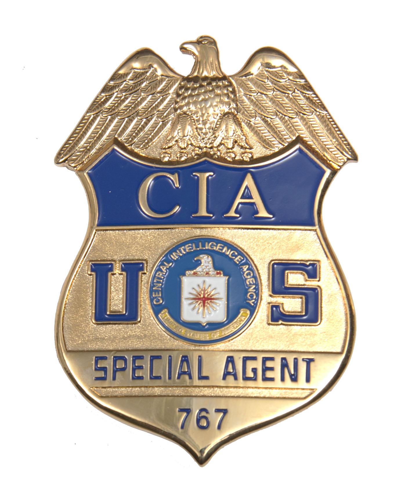 Cia Badge Clipart.