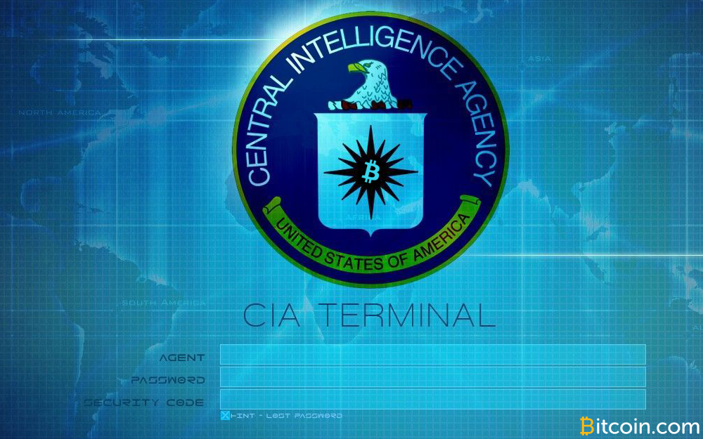 Your Bitcoins Open to CIA and Criminals, Heed Wikileaks' Warning.