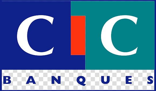 CIC Banques logo, CIC Banques Logo transparent background.