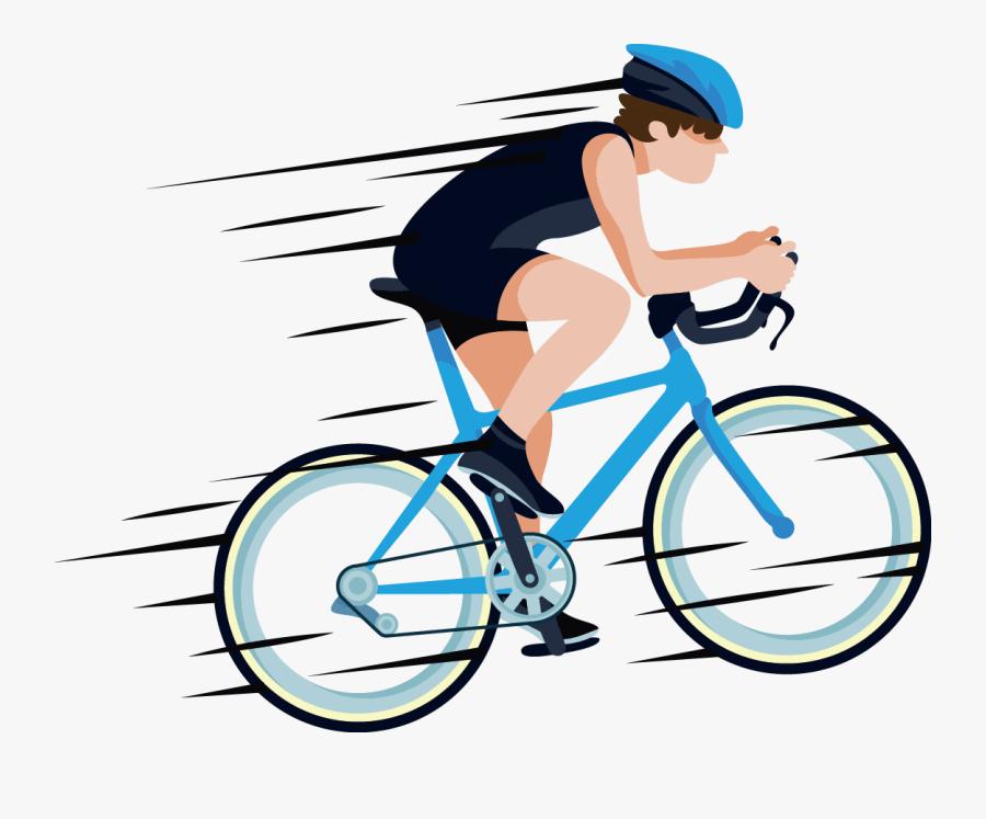 15 De Abril Dia Del Ciclista , Free Transparent Clipart.
