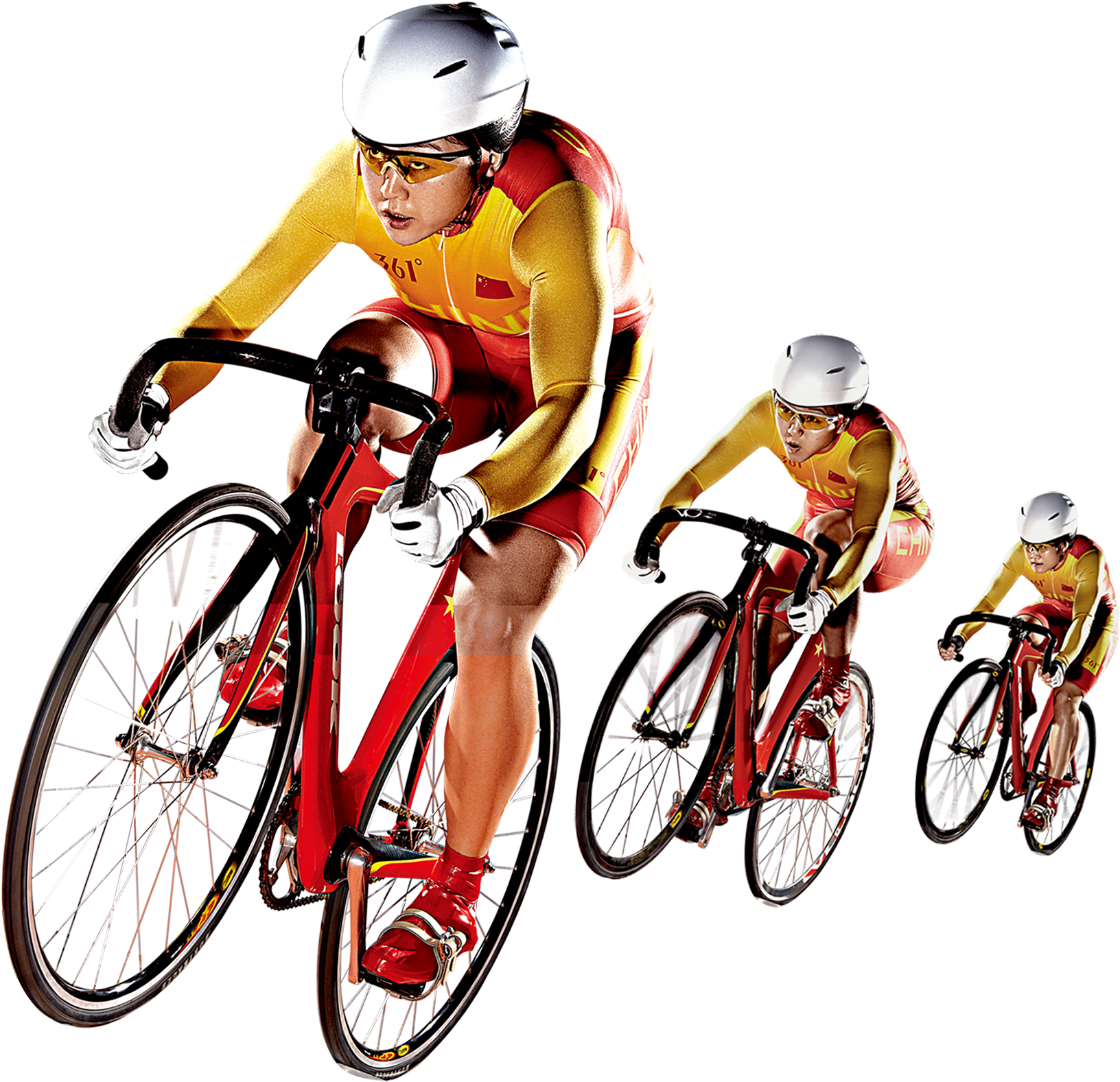 Banner Royalty Free Bicycle Race Clipart.