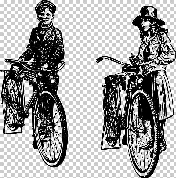 Bicicleta ciclismo, ciclista PNG Clipart.