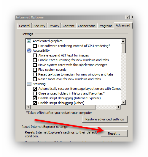 Outlook 2010 not displaying images.