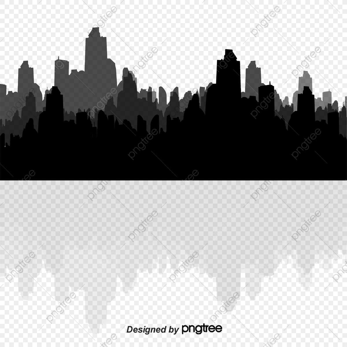 O Perfil De Cidade, O Perfil De Cidade, Elementos De Contorno.