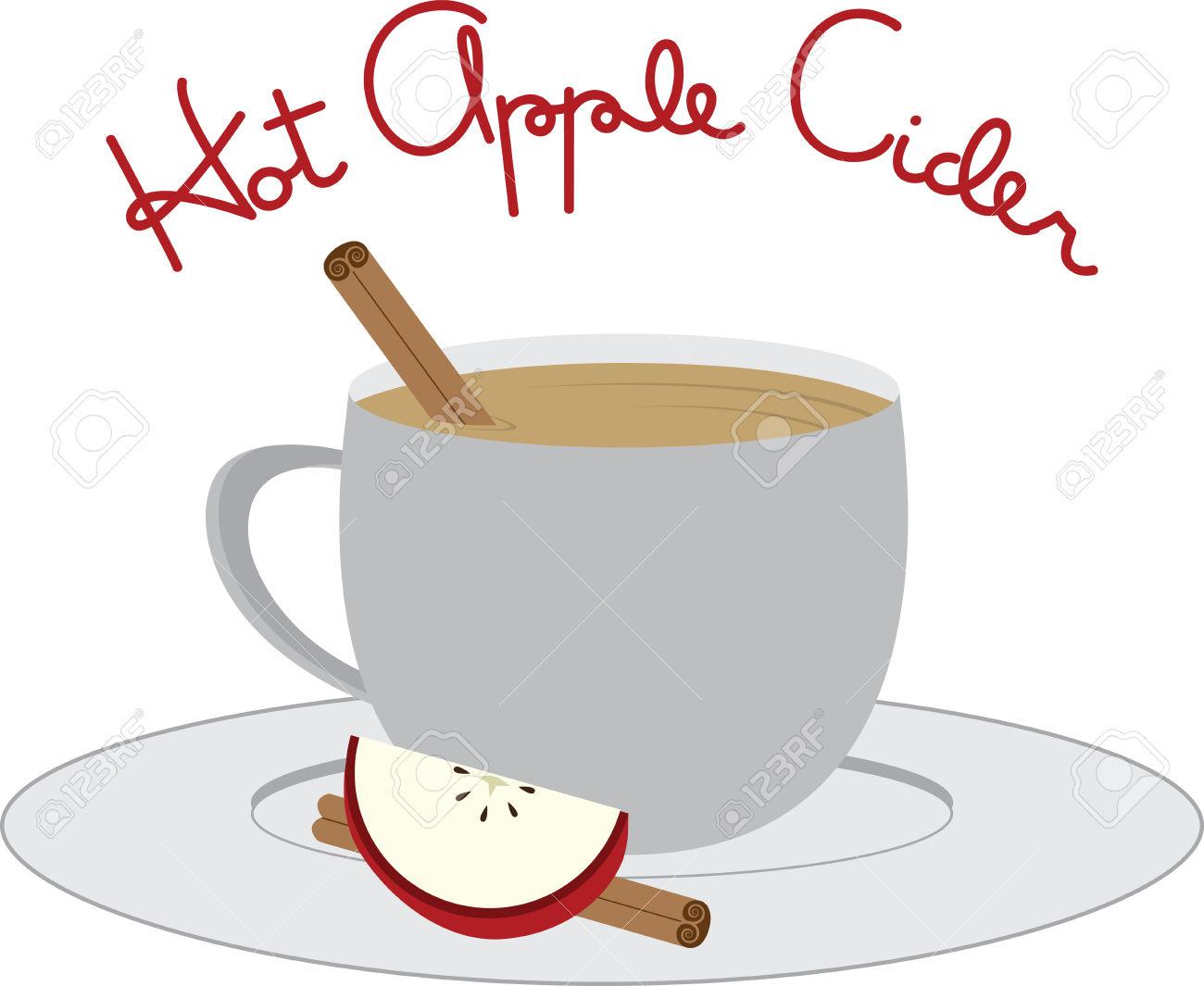 Apple Cider Clip Art.