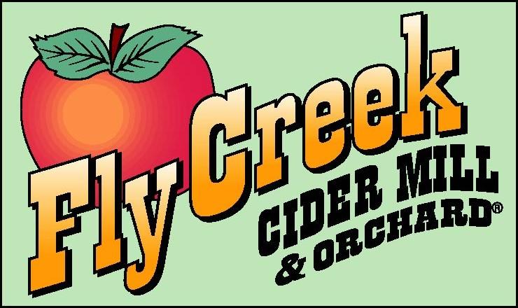Fly Creek Cider Mill.