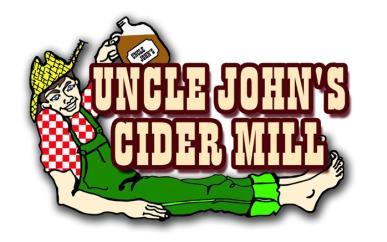 Uncle John's Cider Mill.