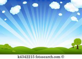 Ciel Clip Arts et Images. 199 006 ciel La recherche d.