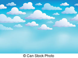 1086 Cloudy free clipart.