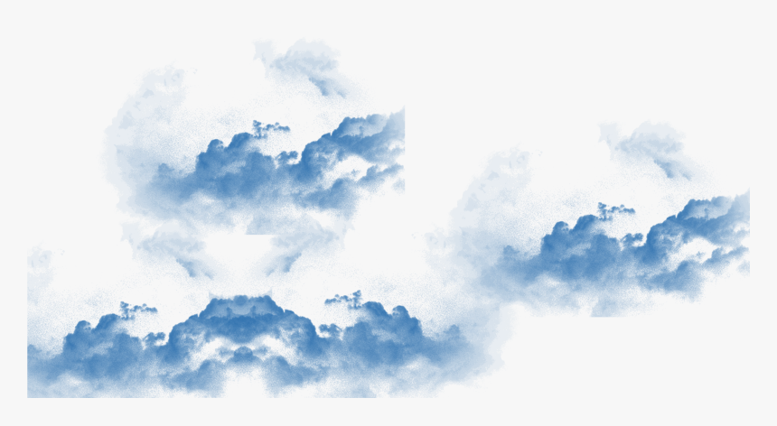 Blue United Clouds Phonograph Sky States Record Clipart.