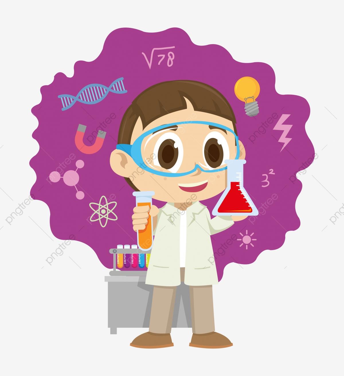 A Ciência, A Ciência, Ilustração, Equipamentos PNG e vetor para.