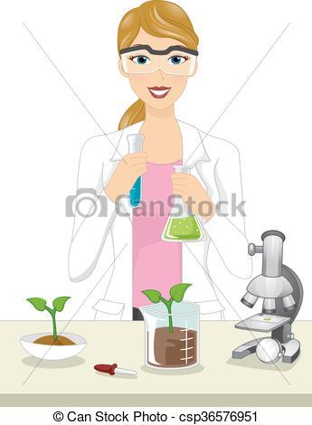 agrícola, niña, científico.
