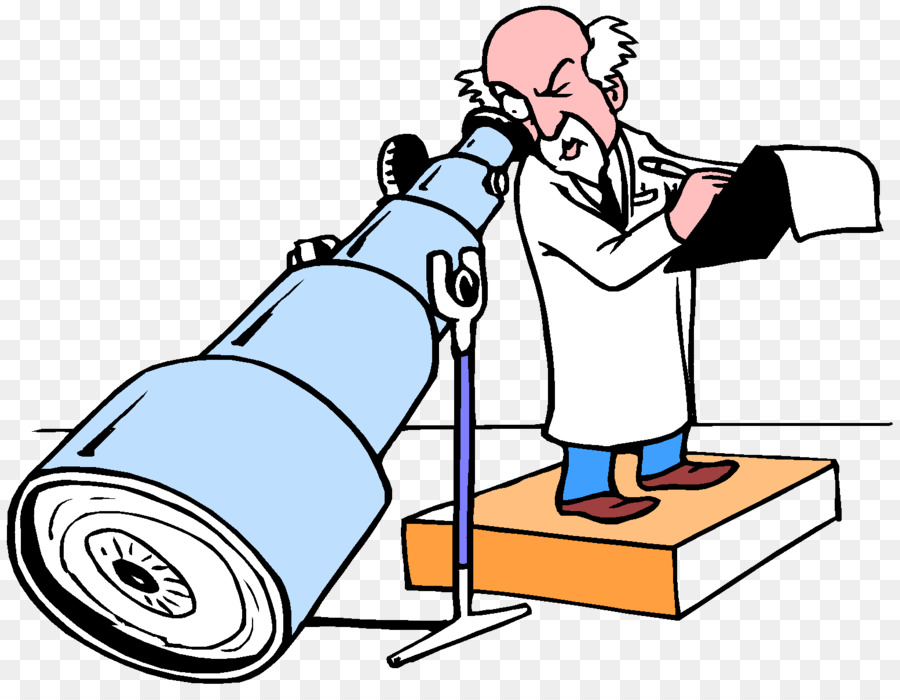 Scientist Cartoontransparent png image & clipart free download.