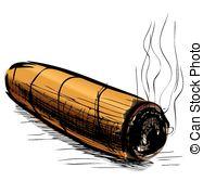 Cigar clipart #14