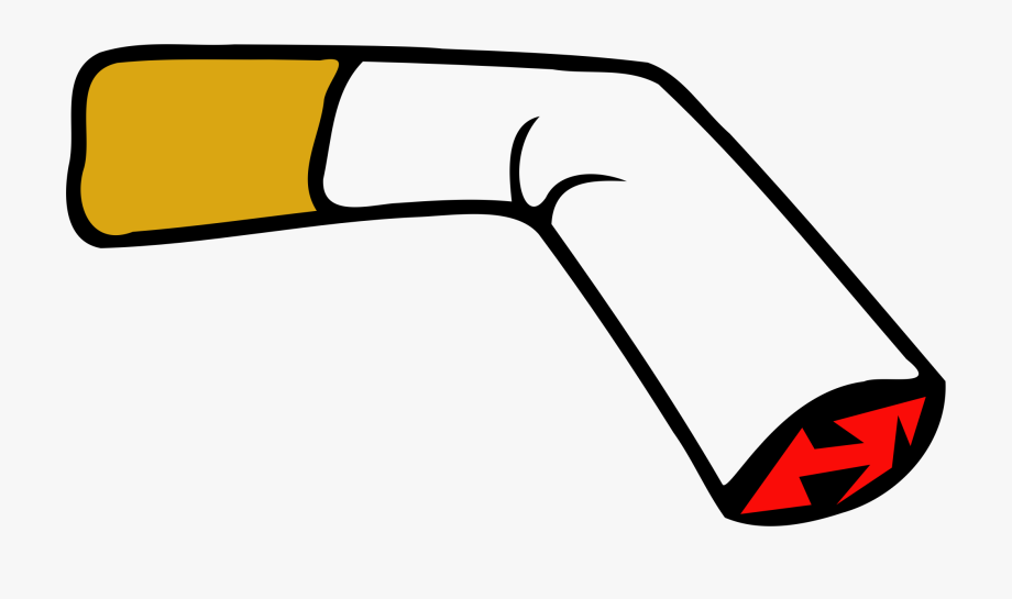 Clipart Of Ns, Cigarette And Tobacco , Transparent Cartoon.
