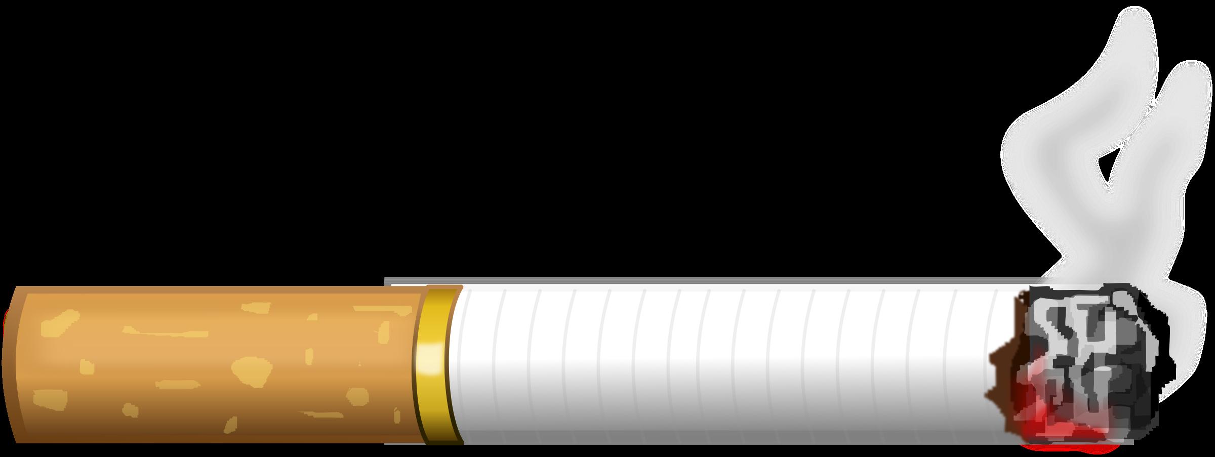 Clipart Cigarette Smoking.