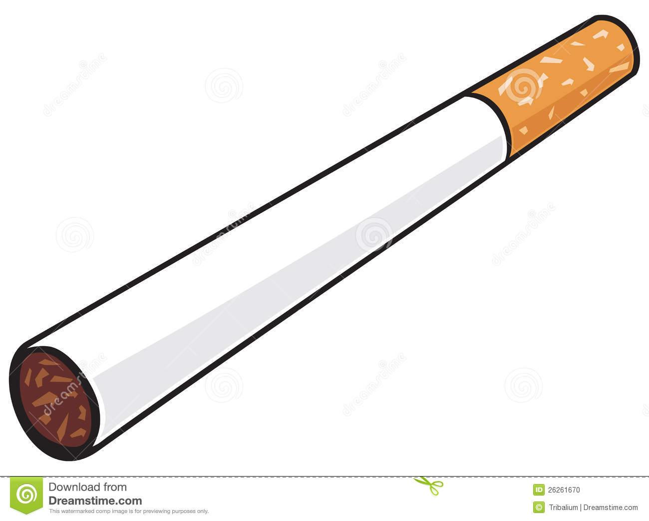 Cigarette Clip Art.