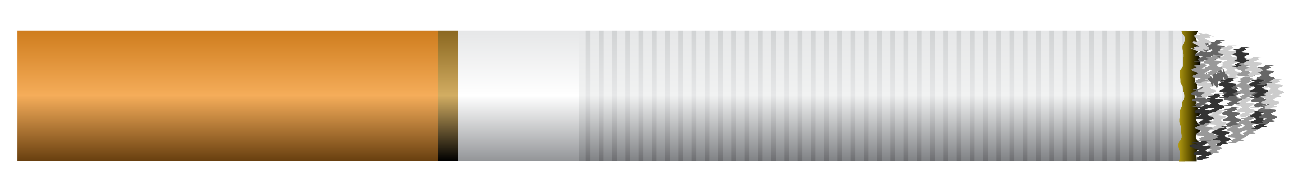Single Cigarette Butt PNG Clipart.