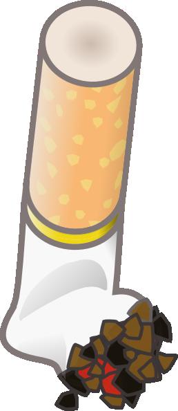 Cigarette Clip Art at Clker.com.