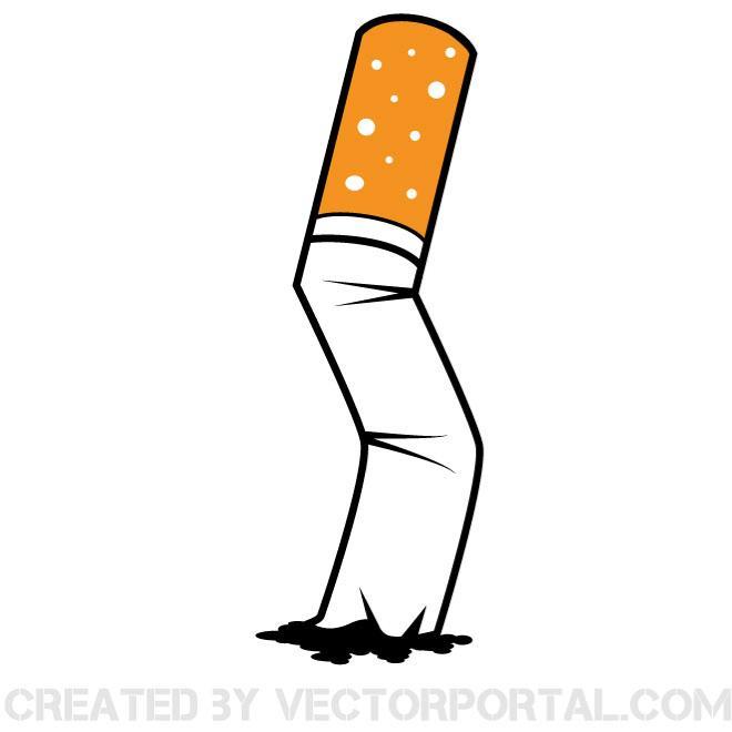 Clip Art Cigarette Holder Clipart.