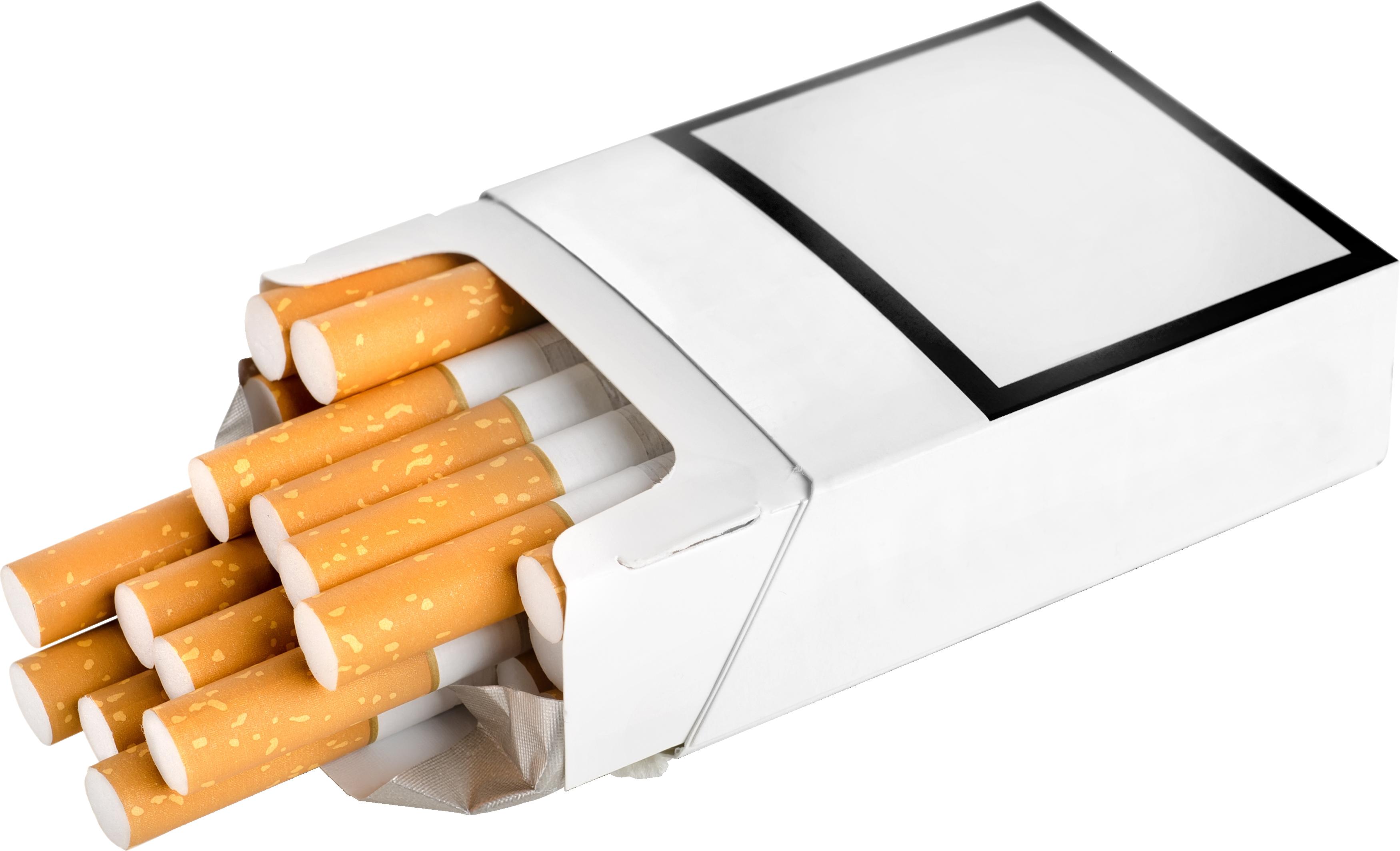 Cigarette Pack PNG Image.