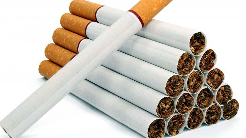 Government imposes huge tax on cigarettes and alcohol.